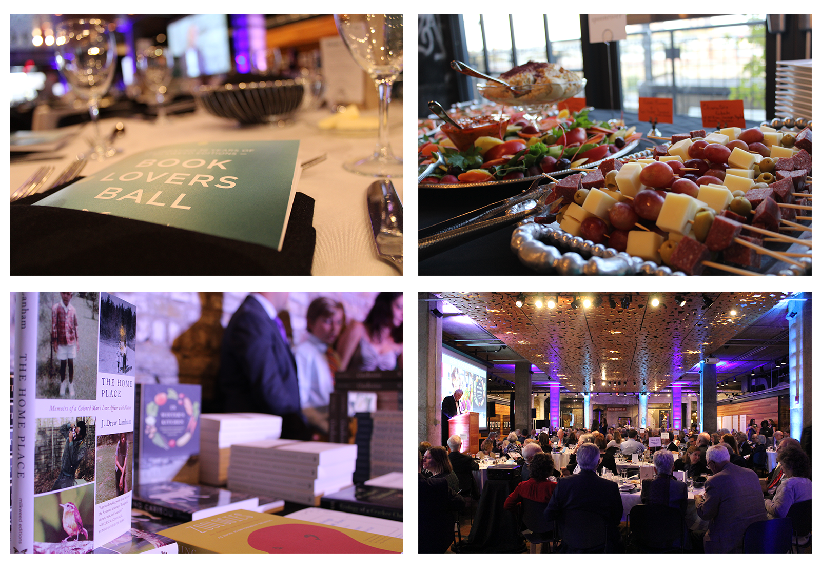 Photos of the Book Lovers Ball