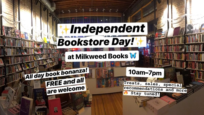 Indie Bookstore Day 2019