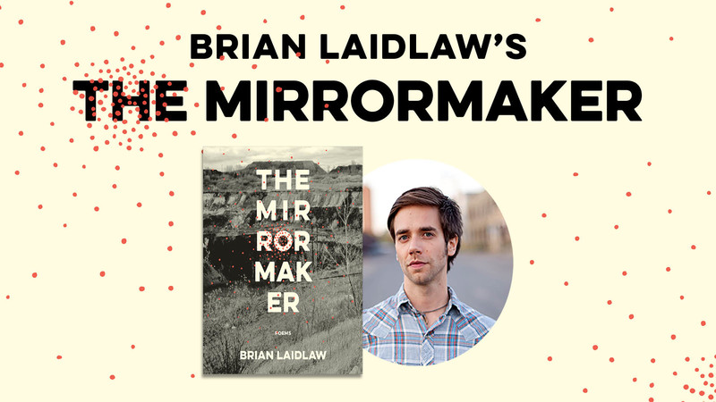 Brian Laidlaw, The Mirrormaker, Book and Album Launch