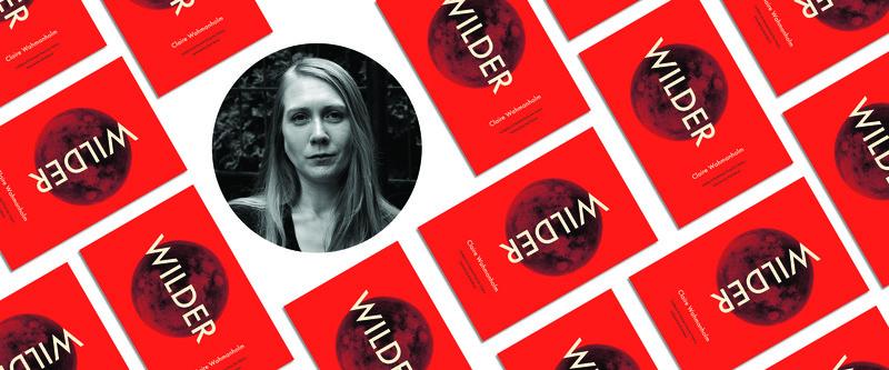 Claire Wahmanholm, Wilder, Lindquist & Vennum Prize for Poetry