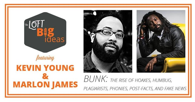 Keving Young & Marlon James | The Loft