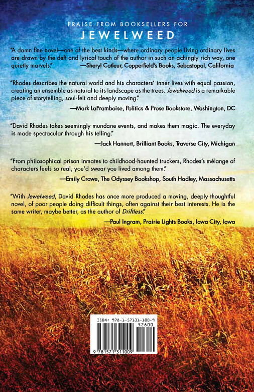 Jewelweed (back cover)