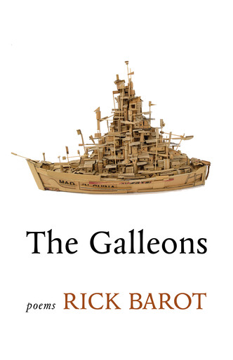 The Galleons: Poems book cover