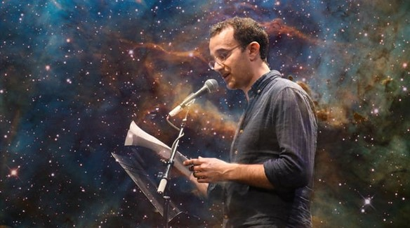 "JAD ABUMRAD (RADIOLAB) READS ""ADDRESS: THE ARCHAEANS, ONE CELL CREATURES"" BY PATTIANN ROGERS"
