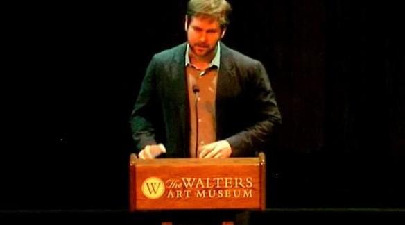 Wayne Miller, Smartish Pace Poerty Reading, May 31, 2009