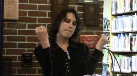 POETRY READING WITH ALISON HAWTHORNE DEMING  |  UNITY COLLEGE