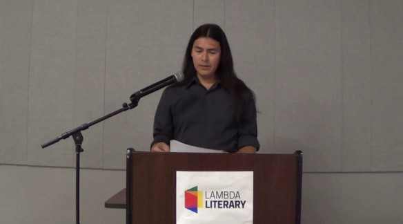 Benjamin Garcia | Lambda Literary