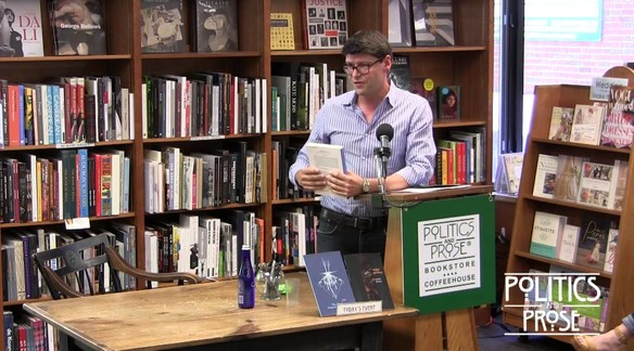 DAVID KEPLINGER & JUDITH HARRIS AT POLITICS & PROSE