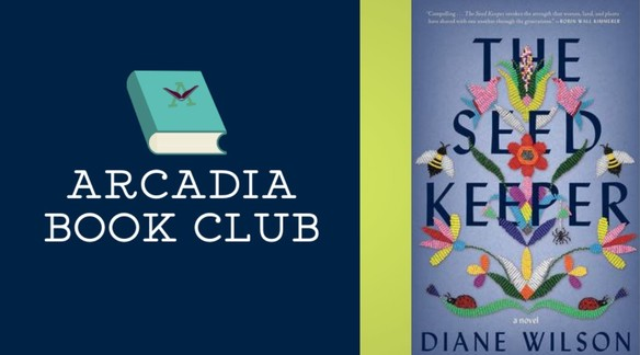 Watch: Diane Wilson joins Arcadia's May book club discussion | Arcadia Books