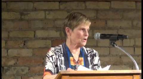 THE MOMENT'S ONLY MOMENT: EMILIE BUCHWALD READS FROM HER POETRY COLLECTION  |  THE LOFT