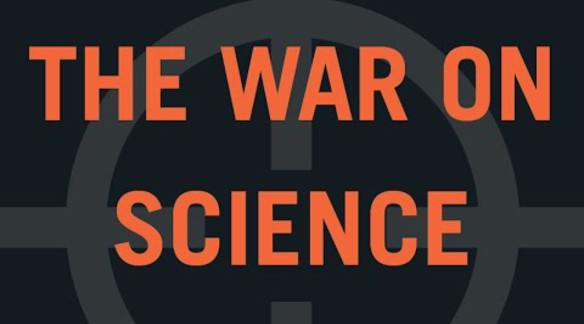 WAR ON SCIENCE BOOK LAUNCH WITH SHAWN OTTO & DON SHELBY