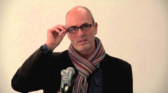 Watch: Michael Bazzett for the Spirit Lake Poetry Series | PACT-TV Duluth