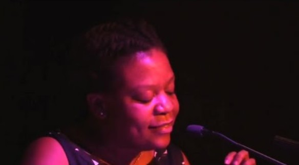 Live Lit: Parneshia Jones