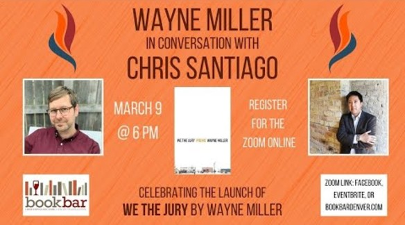 Watch: Wayne Miller in conversation with Chris Santiago | BookBar