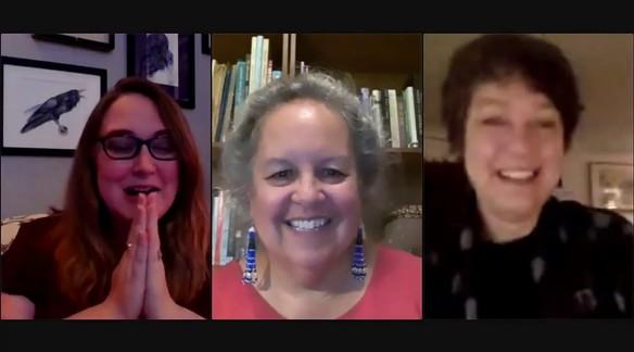 Watch: An Evening with Helen Macdonald  & Robin Wall Kimmerer | Heartland
