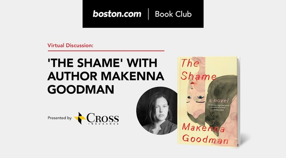 Watch: The Shame Book Club Discussion with Makenna Goodman | Boston.com